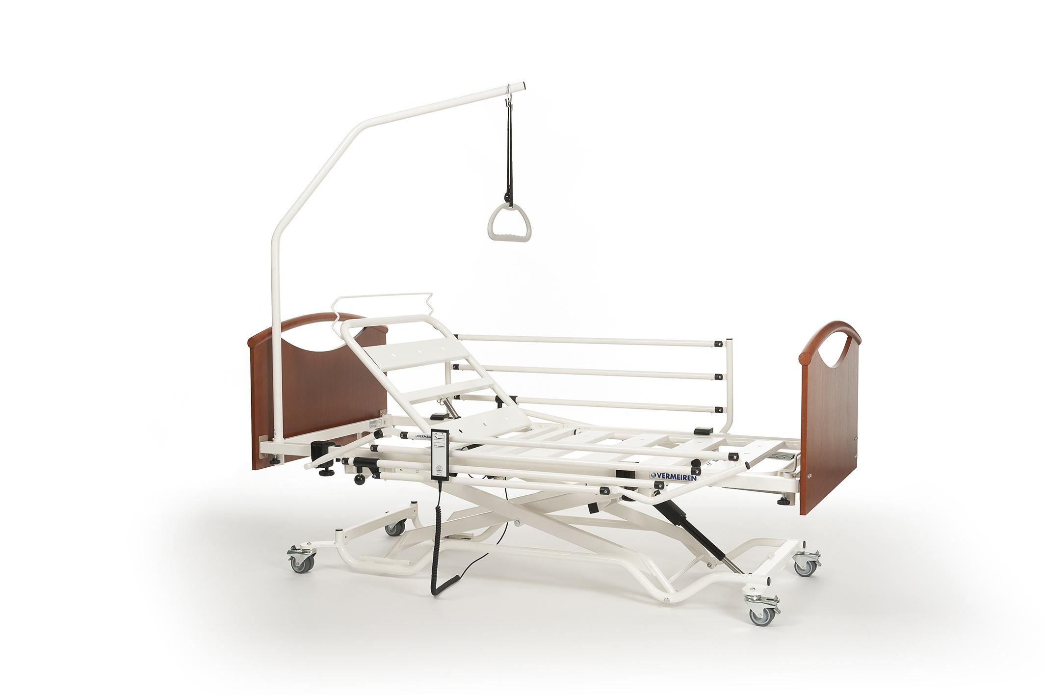 ALOIS Łóżko dla osób cierpiących na chorobę ALZHEIMERA i niskiego wzrostu
