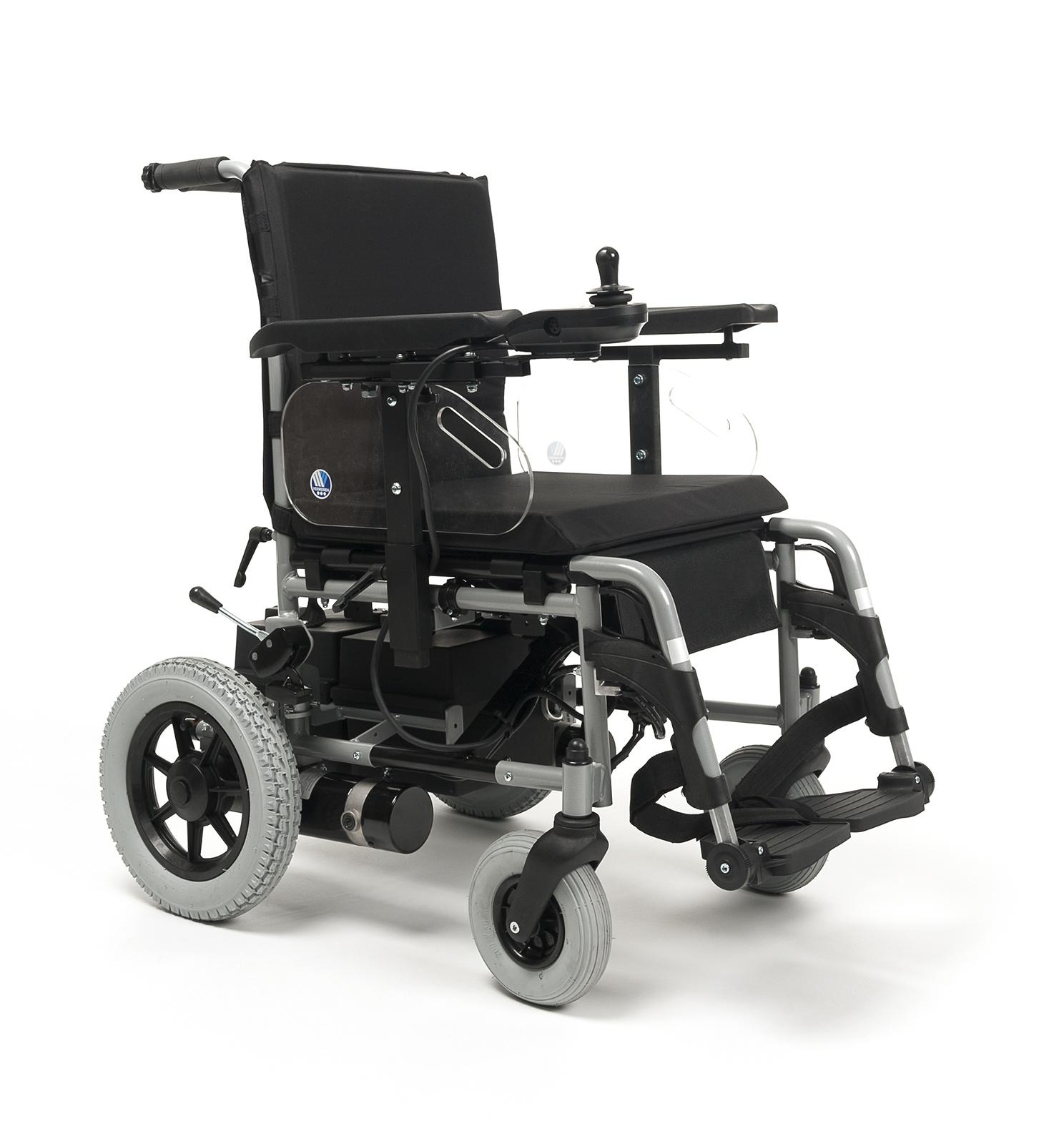 EXPRESS Wózek dla osób niepełnosprawnych z napędem elektrycznym pokojowy