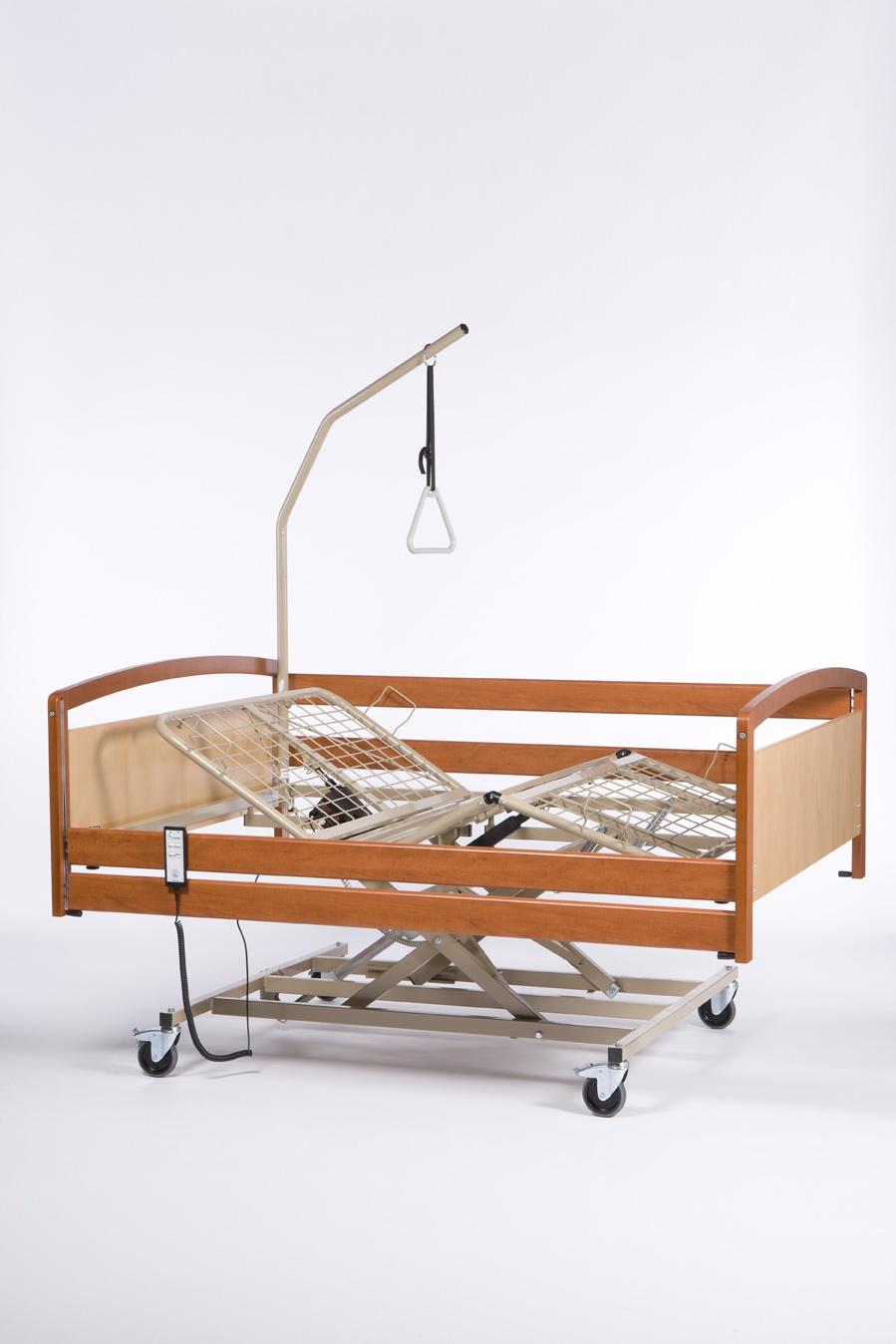INTERVAL XXL Łóżko rehabilitacyjne dla osób ciężkich