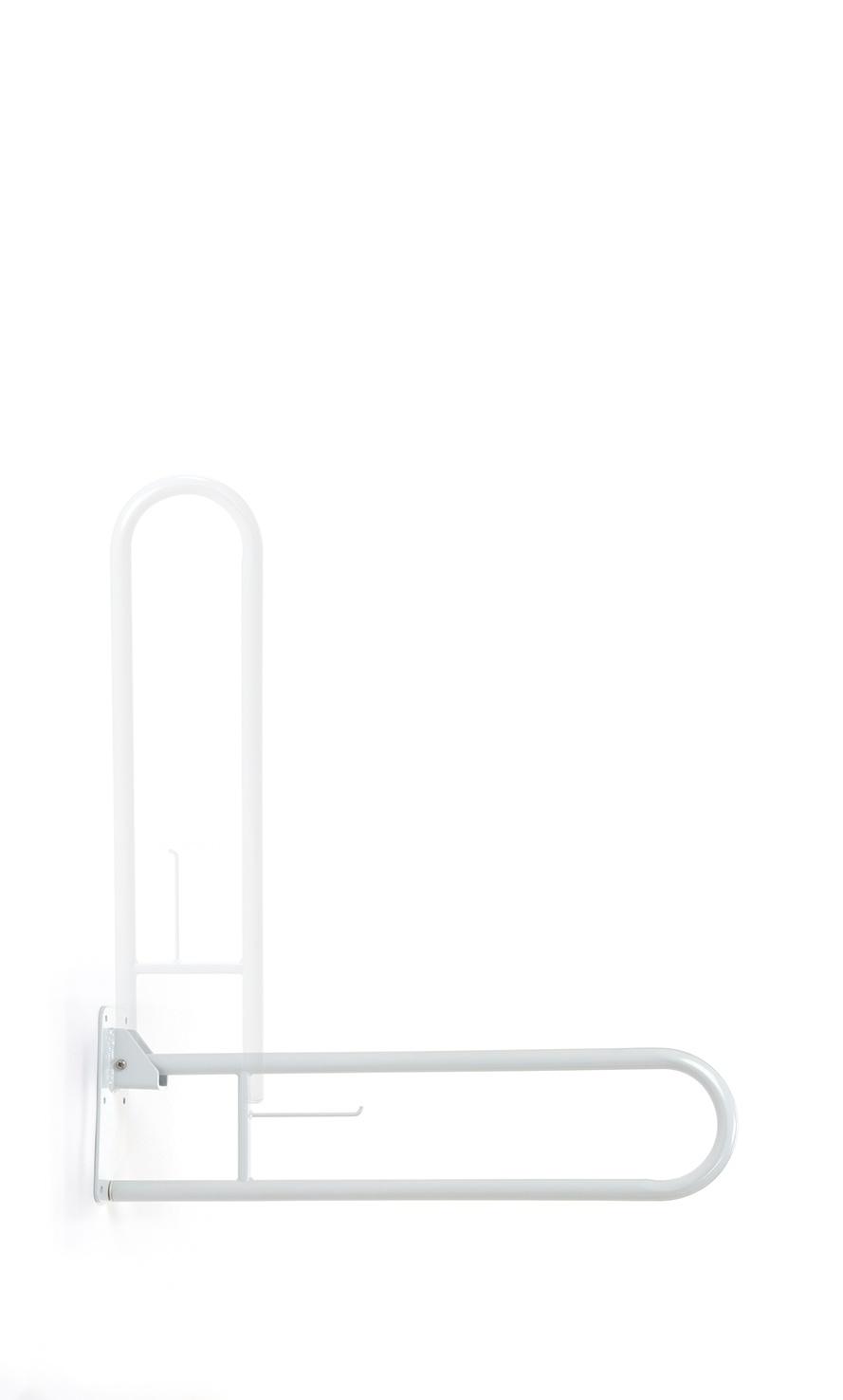 IRIS Uchwyt odchylany przy toalecie dla osób niepełnosprawnych