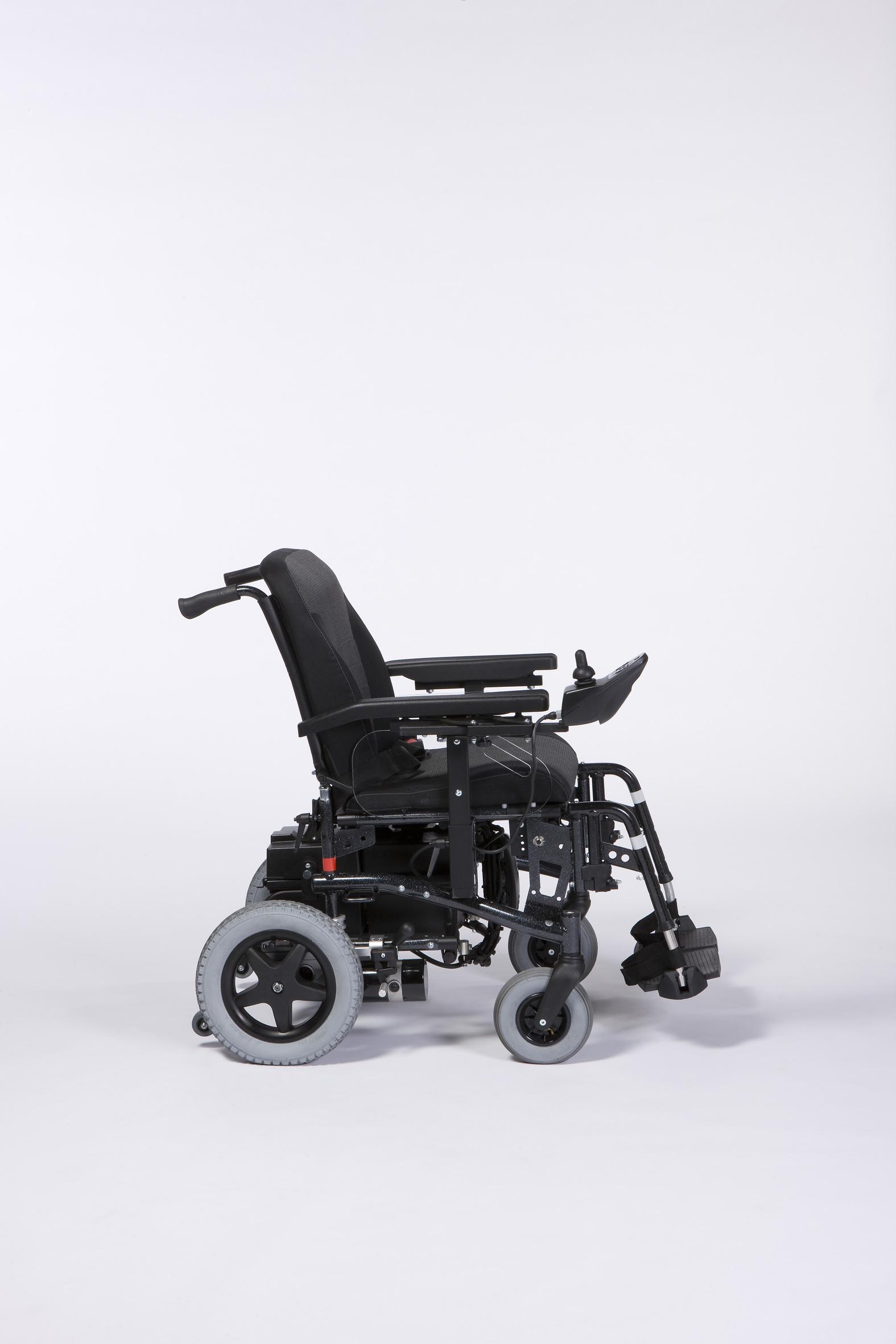 RAPIDO Wózek z napędem elektrycznym pokojowy