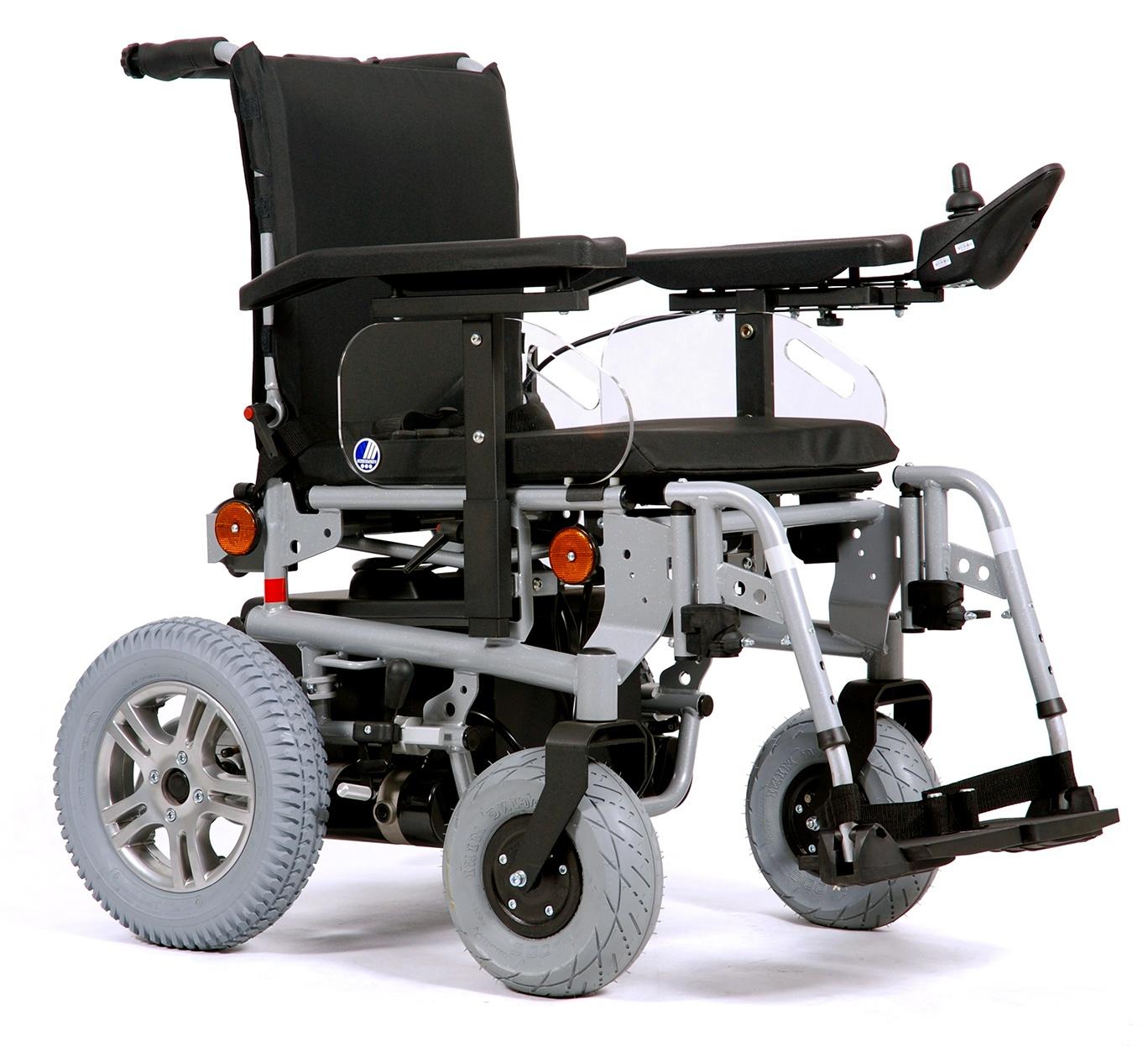 SQUOD wózek elektryczny dla osób niepełnosprawnych terenowo - pokojowy