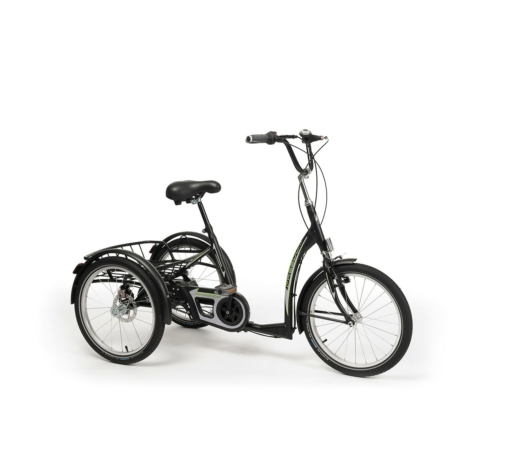 FREEDOM Rower rehabilitacyjny trójkołowy dla młodzieży w wieku powyżej 14 lat