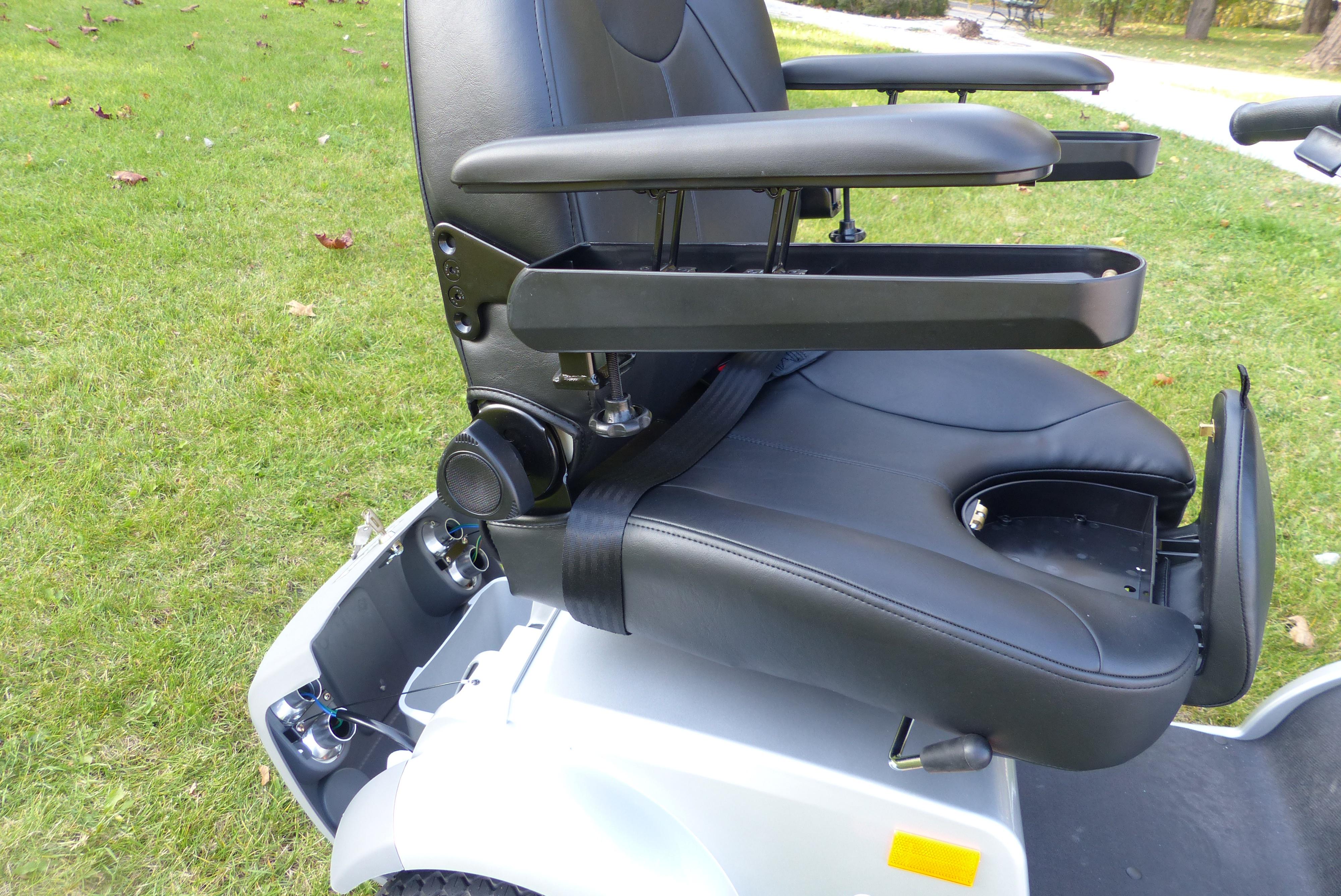 Cityliner 415 2.664 wózek elektryczny dla osób niepełnosprawnych
