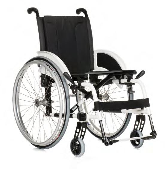 Avanti Pro 1.735 ręczny wózek inwalidzki