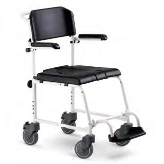 McWet 8013039 wózek toaletowo-prysznicowy