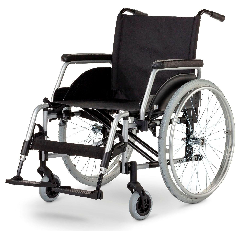 Eurochair Vario XXL 1.760 podstawowy ręczny wózek inwalidzki