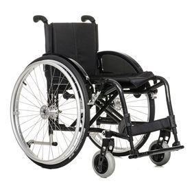 X1 3.350 ręczny wózek inwalidzki z aluminiową ramą