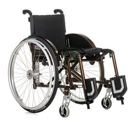X3 4.352 ręczny wózek inwalidzki z aluminiową ramą