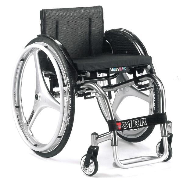 Offcarr Venus Wózek aktywny, lekki, składany, na szybkozłączach, na sztywnej ramie