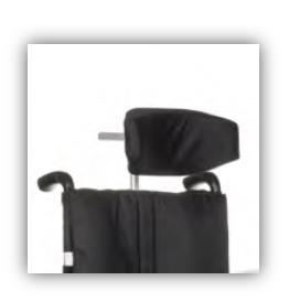 ZX1 – STAB 1.360.913 ręczny wózek inwalidzki z aluminiową ramą