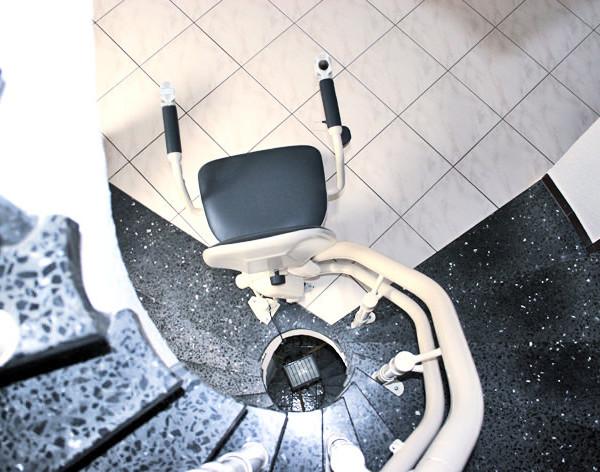Krzesło schodowe HW 10