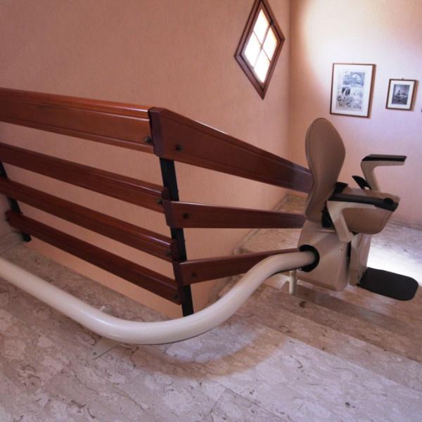 Krzesełko Schodowe Capri