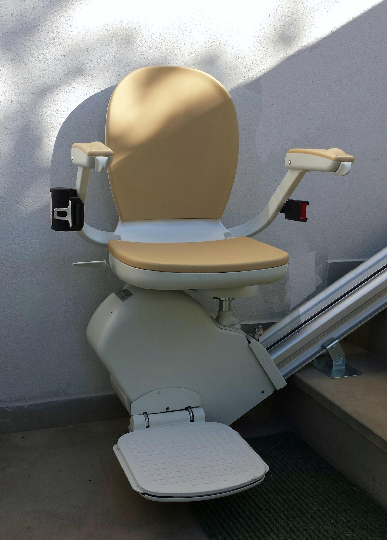 Ischia Krzesełka Schodowe dla inwalidów