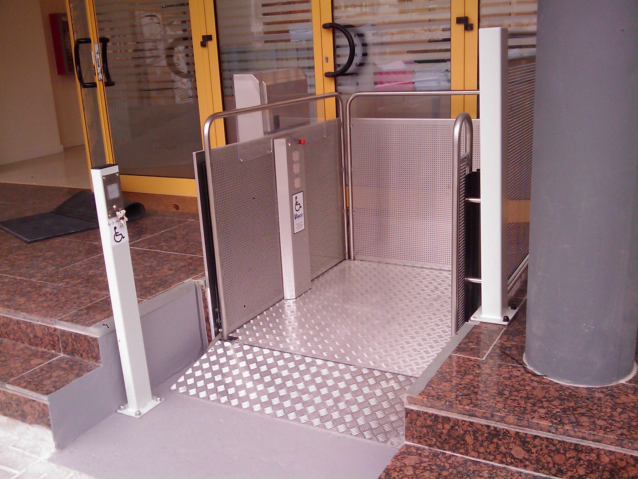 Silver innowacyjna Platforma Dźwigowa