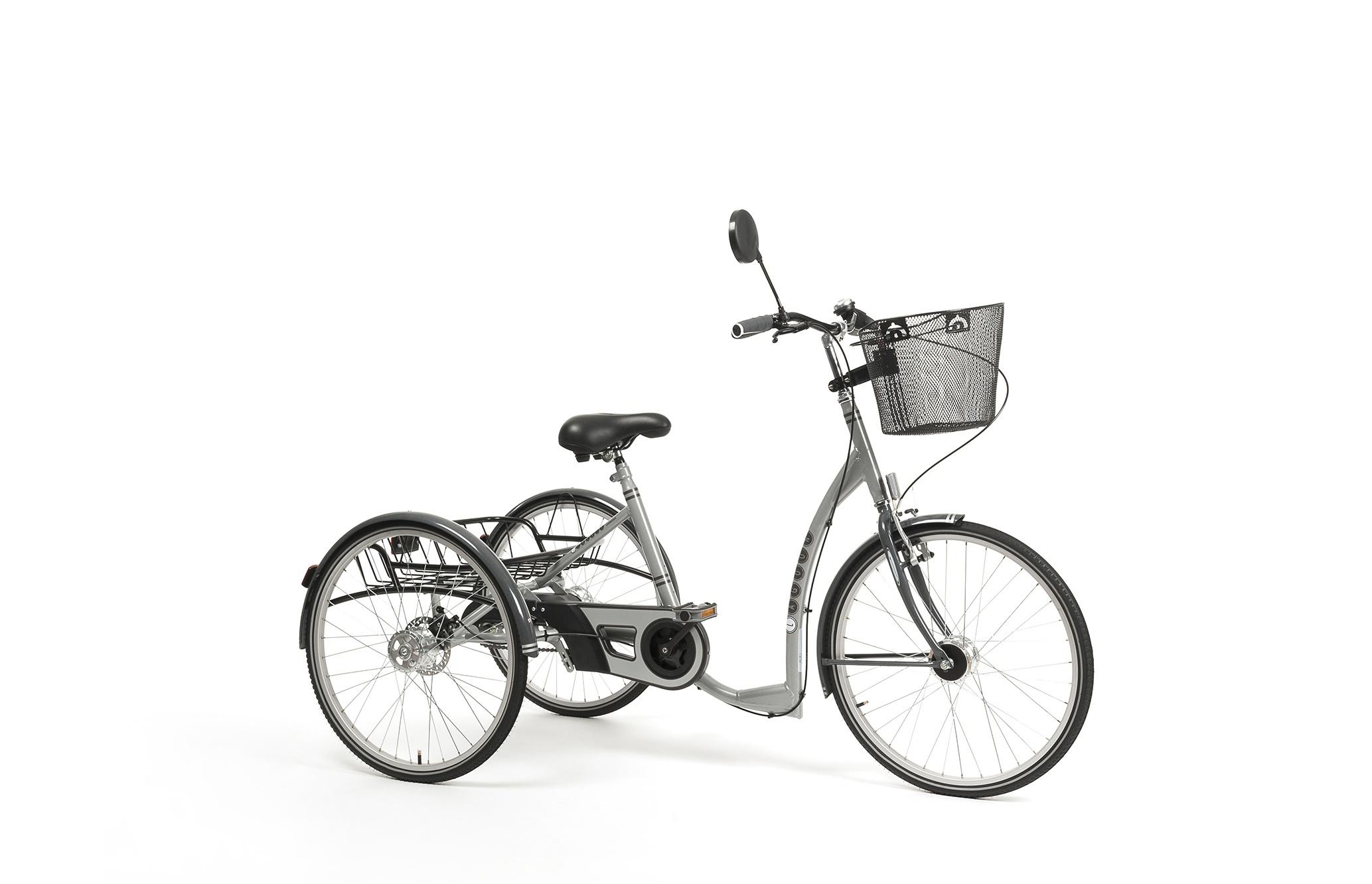 LAGOON Rower rehabilitacyjny trójkołowy dla dorosłych