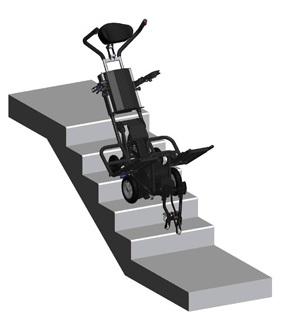 AntanoGroup LG 2030 – wszechstronny schodołaz kroczący