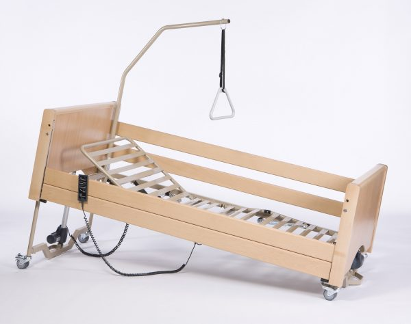 LUNA X-Low Łóżko rehabilitacyjne dla osób cierpiących na chorobę Alzheimera