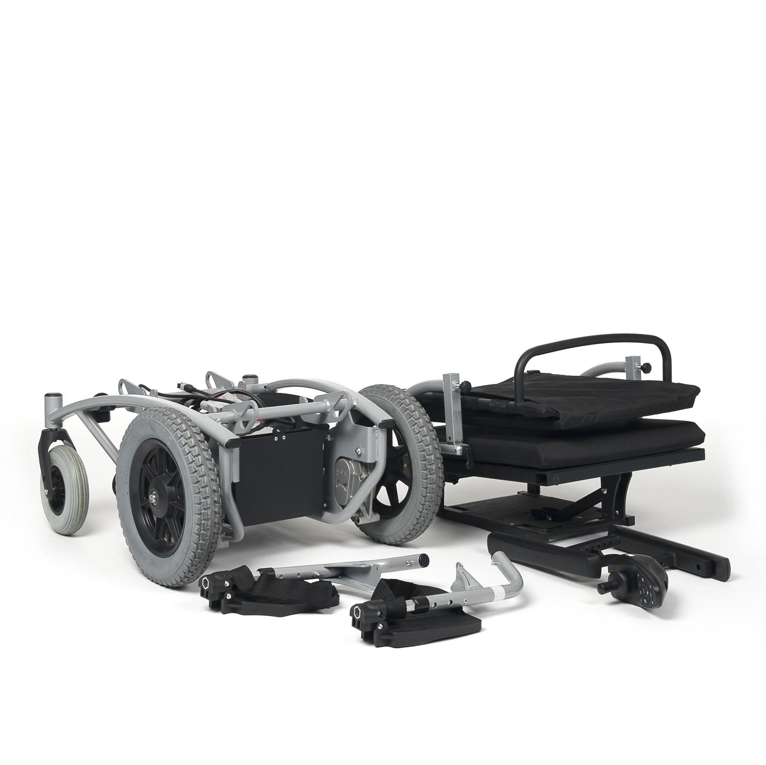 NAVIX RWD Wózek z napędem elektrycznym pokojowy