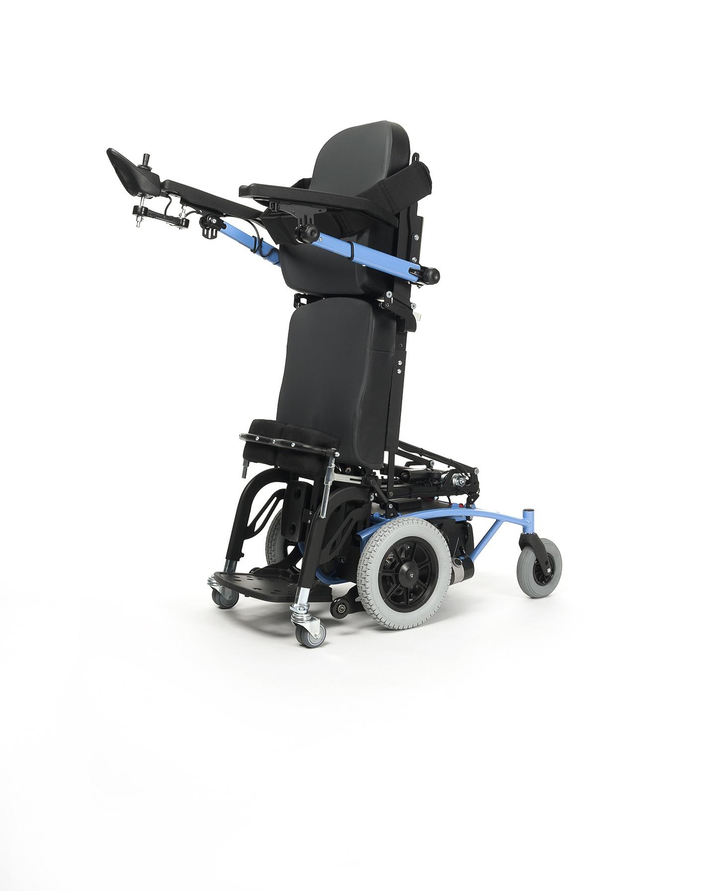 NAVIX SU Wózek z napędem elektrycznym z funkcją pionizacji