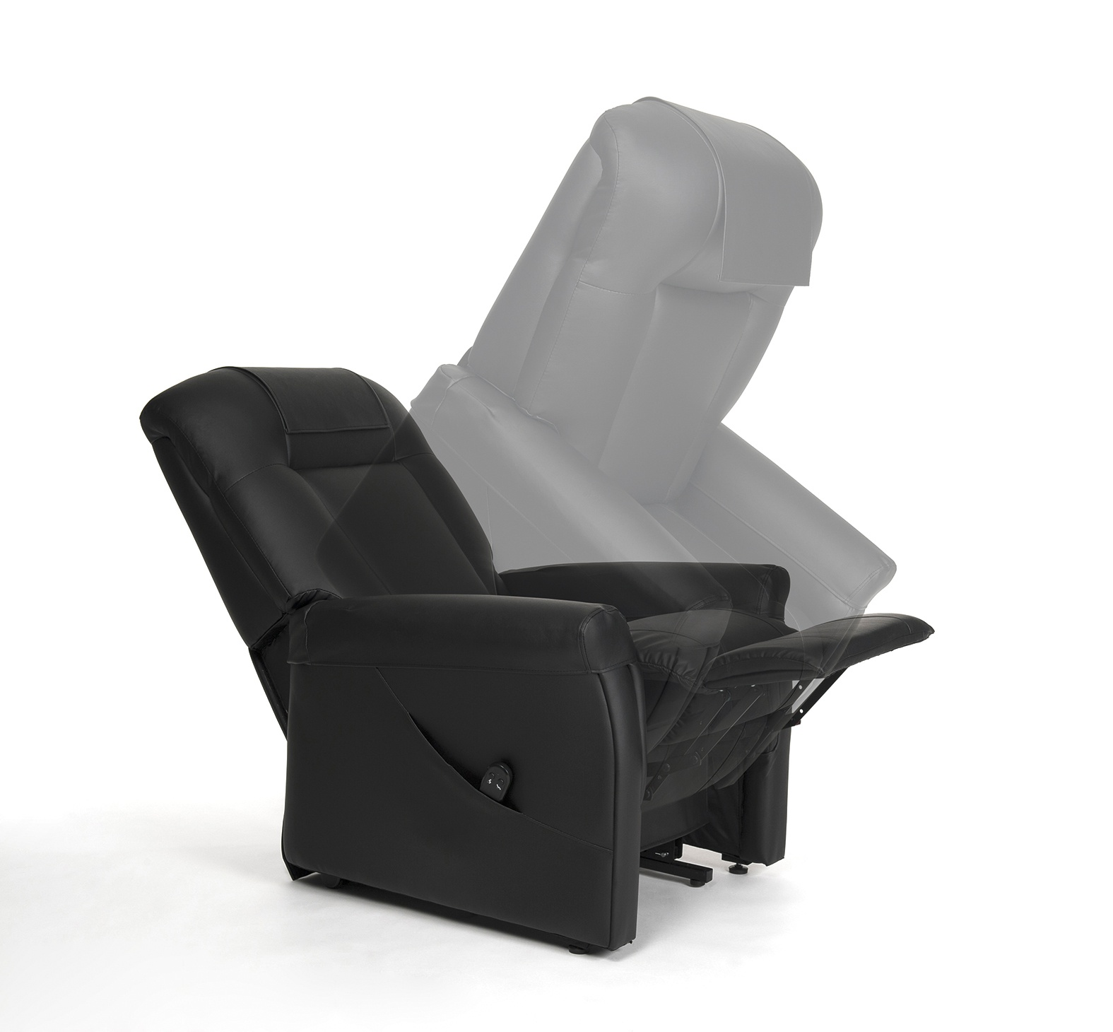 ONTARIO Fotel geriatryczny
