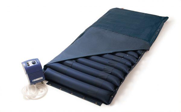 ASX Basic Novacare materac zmiennociśnieniowy - rurowy do II stopnia zagrożenia odleżynami w skali czterostopniowej EPUAP