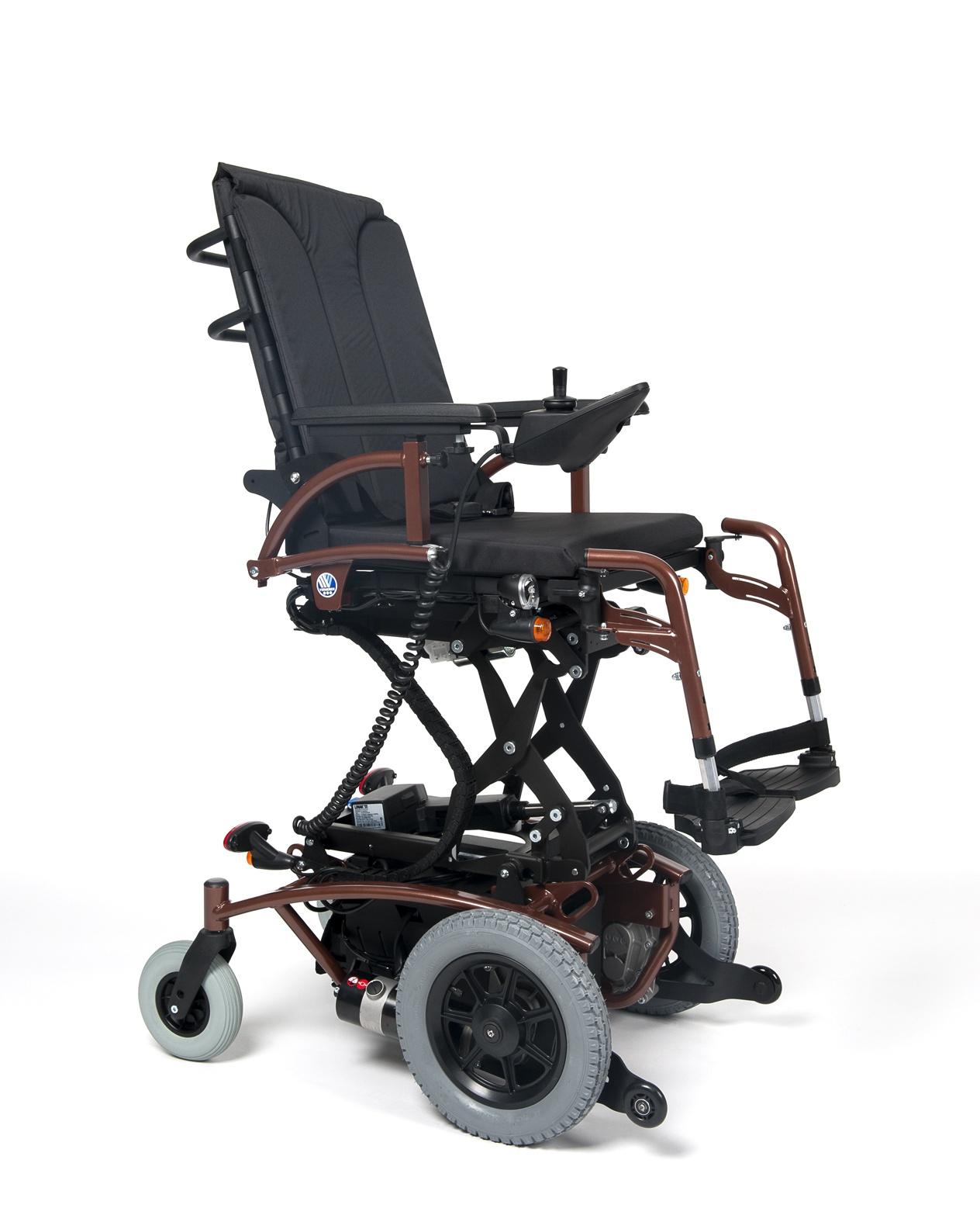 NAVIX FWD Wózek z napędem elektrycznym terenowy z napędem na przednie koła