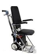 ALBER Scalamobil S20 z wózkiem – schodołaz kroczący używany
