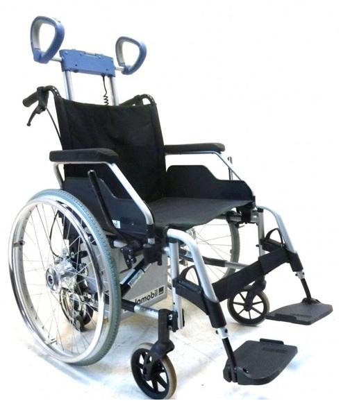 ALBER Scalamobil S25 z krzesełkiem – schodołaz kroczący używany