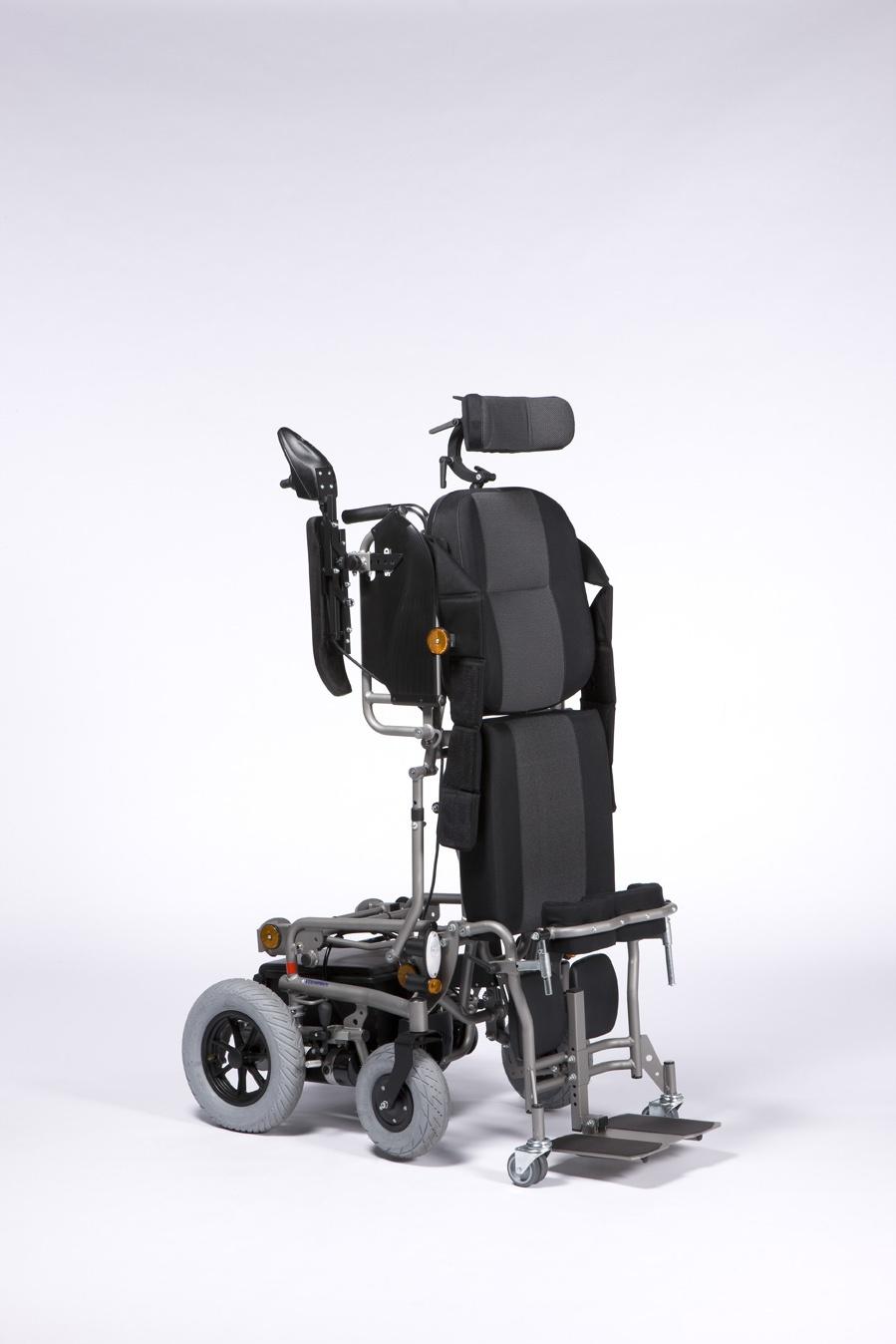 SQUOD SU wózek elektryczny dla inwalidów
