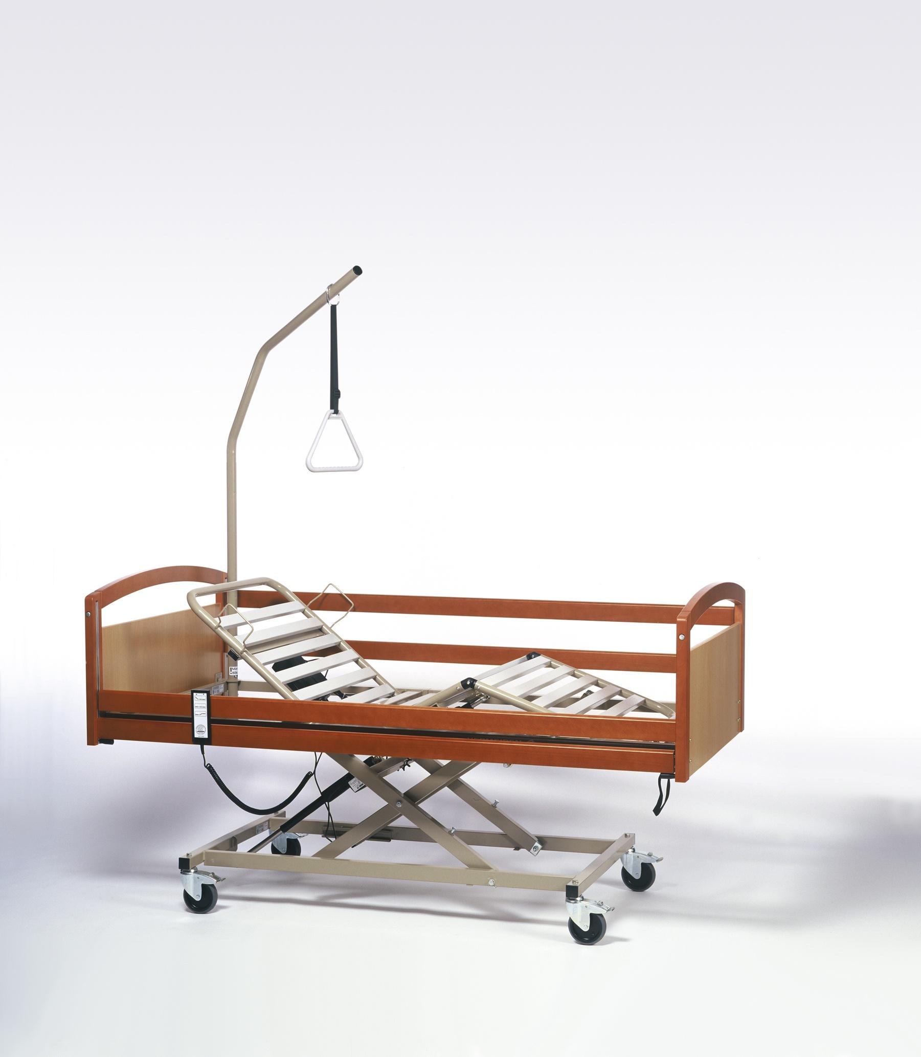 INTERVAL Łóżko rehabilitacyjne krzyżakowe