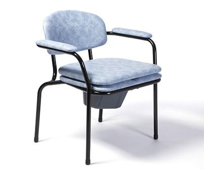 9062 XXL Krzesło toaletowe dla osób ciężkich