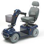 SATURNUS 4 Skuter czterokołowy 12 km/h dla osób niepełnosprawnych