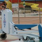 BluOne podnośnik basenowy dla inwalidów