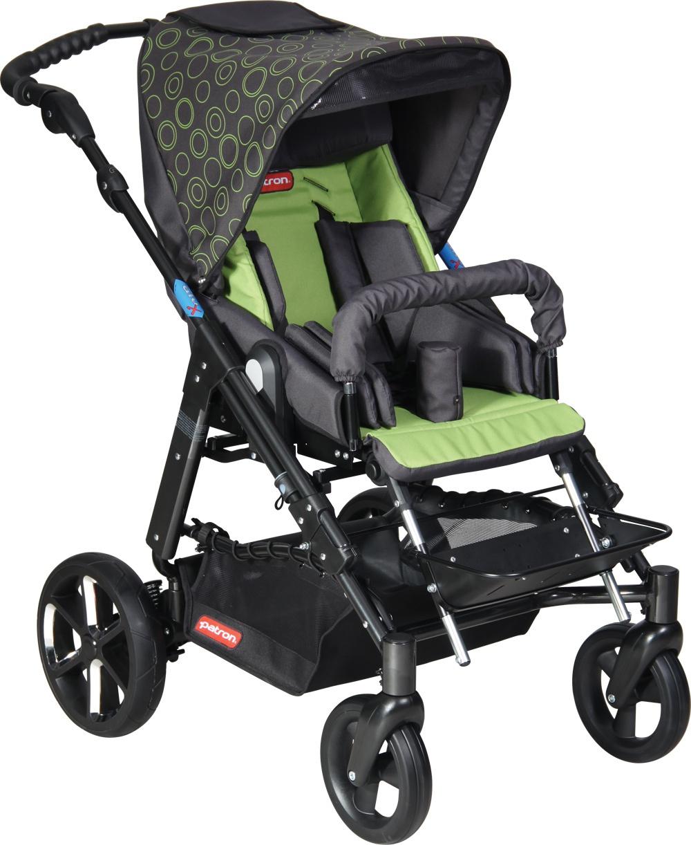Patron Dixie Plus Wózek inwalidzki specjalny, dziecięcy, spacerowy, spersonizowany, doposażony