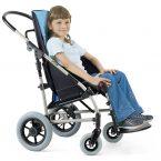 Ormesa New Novus Wózek inwalidzki specjalny, dziecięcy, spacerowy, spersonizowany, doposażony