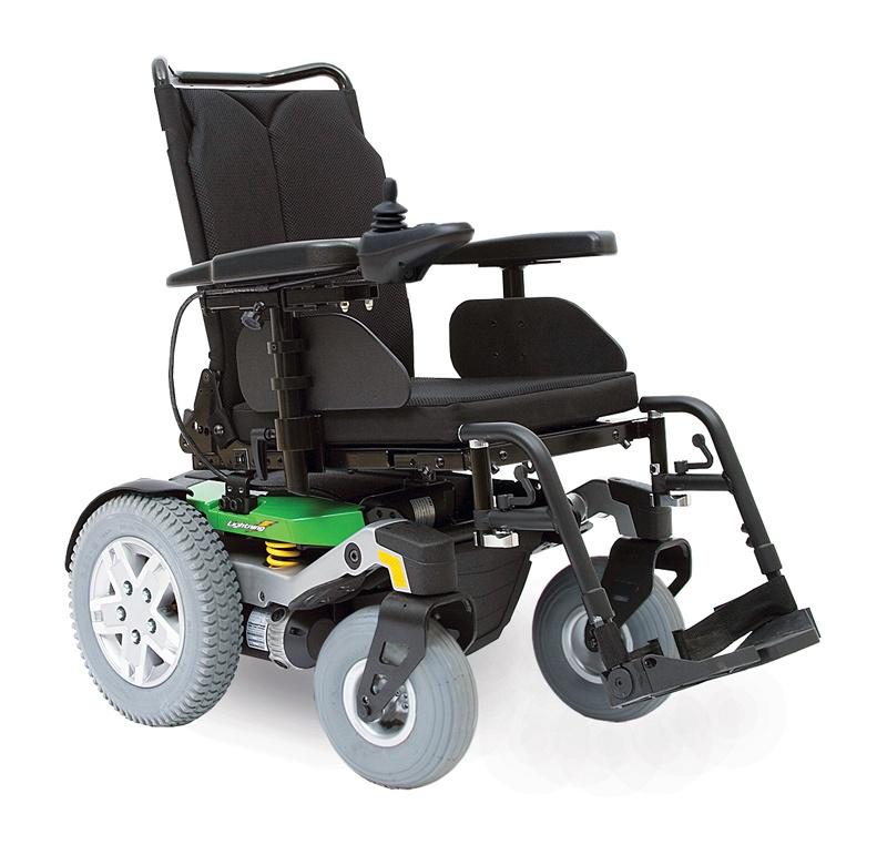 Pride R44 Lightning (RIVAL USA) wózek inwalidzki z napędem elektrycznym drogowy