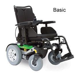 Elektryczny wózek inwalidzki Pride R44 Lightning