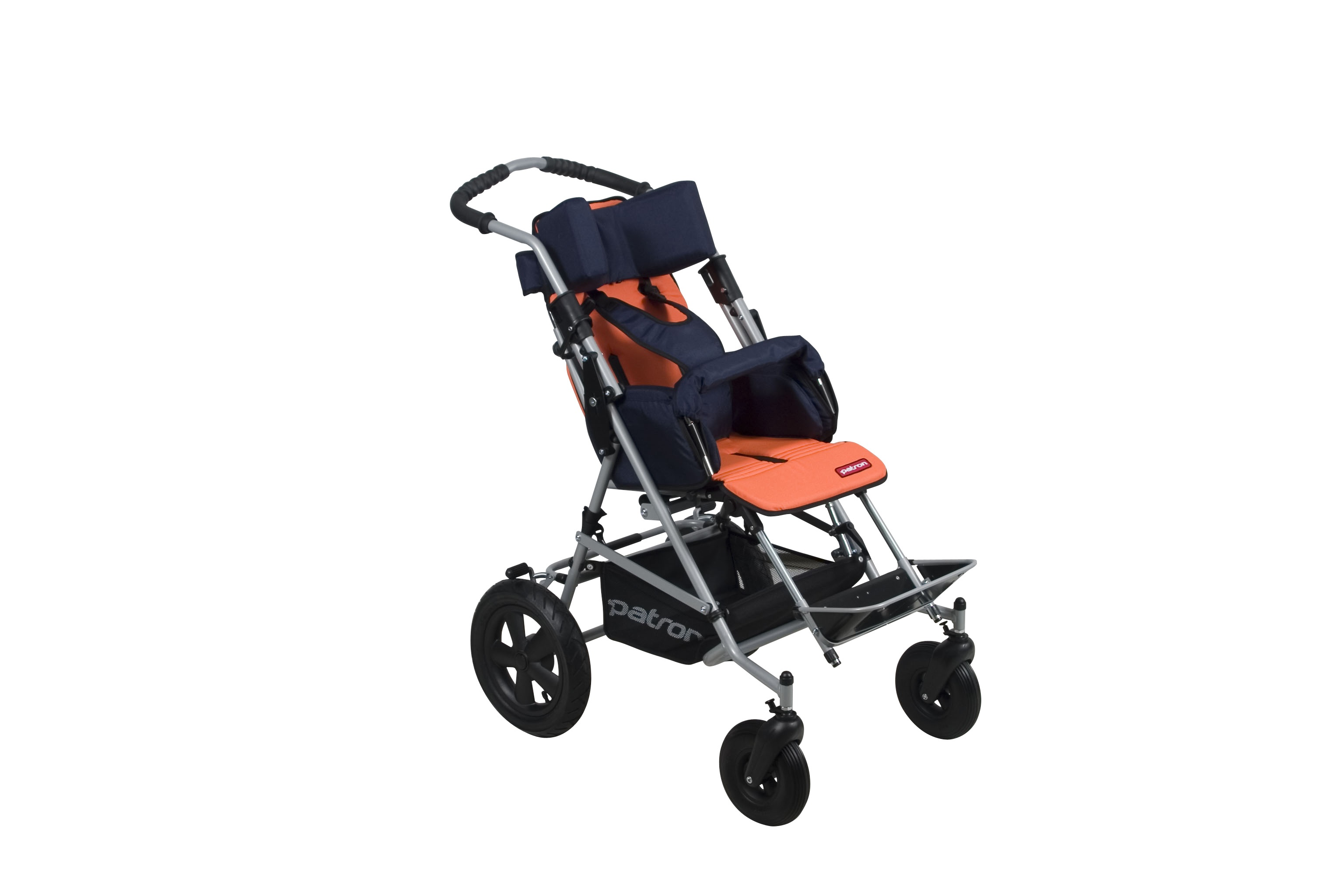 Patron Tom 4 Classic Wózek inwalidzki specjalny, dziecięcy, spacerowy, spersonizowany, doposażony