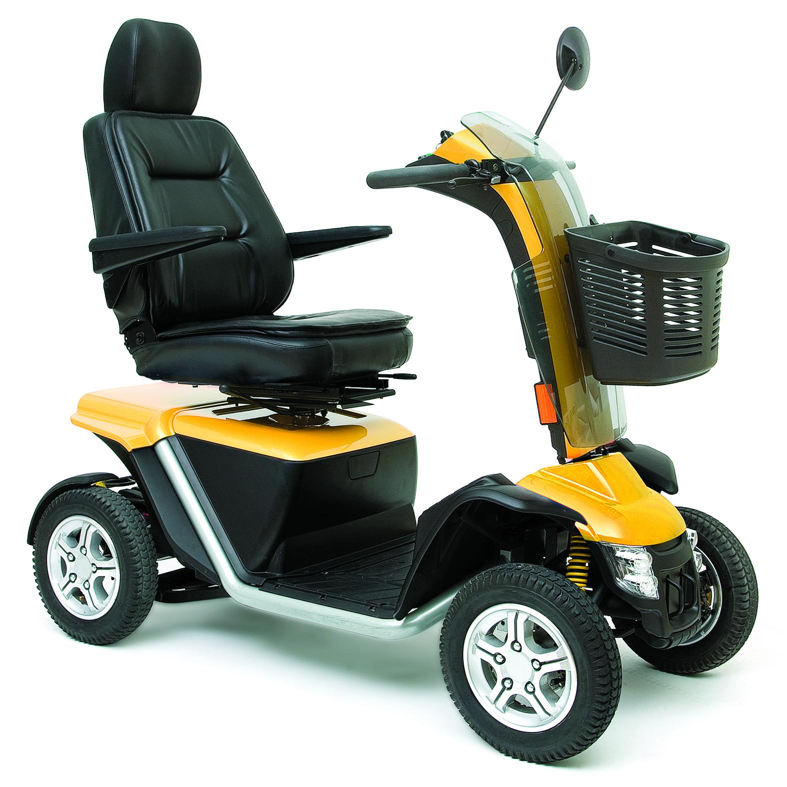 Victory 140 wózek inwalidzki z napędem elektrycznym