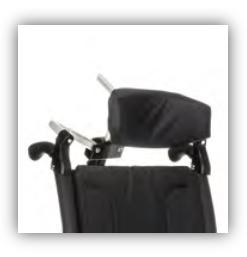 AVANTI PRO – STAB 1.735.913 ręczny wózek inwalidzki z regulacją pasów