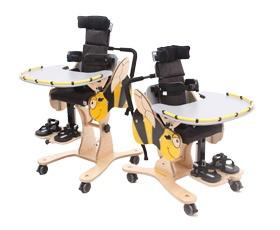 Jenx Bee Fotelik rehabilitacyjny – wielofunkcyjny