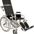 Classic komfort Wózek inwalidzki specjalny stabilizujący plecy i głowę