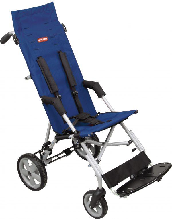 Patron Corzino Classic Wózek inwalidzki specjalny, dziecięcy, typu parasolka, spersonizowany, doposażony