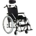 FORMAT – STAB 3.940.913 wózek inwalidzki ręczny z regulacją pasów