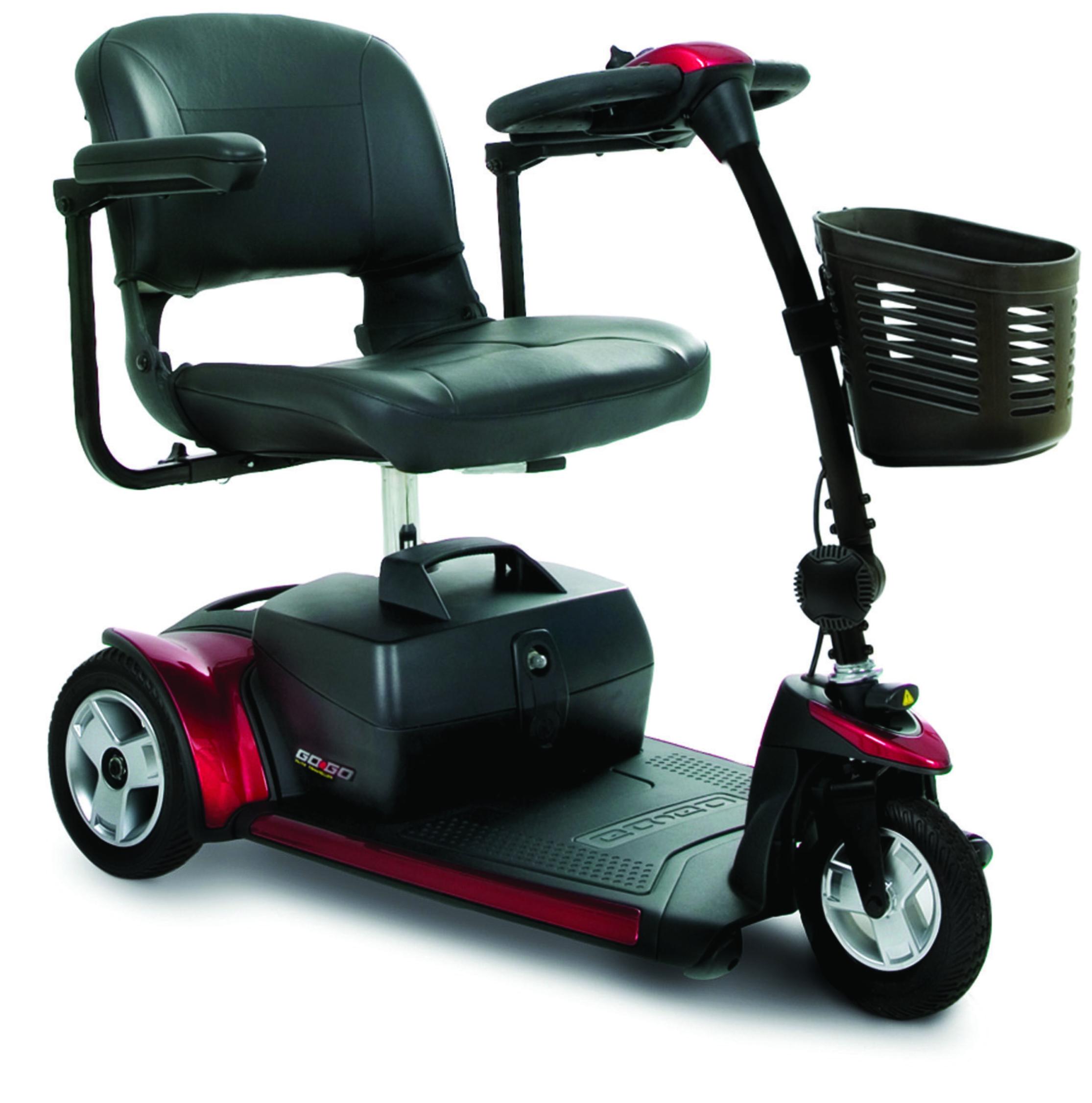 Go-Go wózek dla osób niepełnosprawnych z napędem elektrycznym
