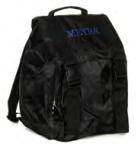 Plecak z praktycznymi przegródkami dla wózków ręcznych i aktywnych