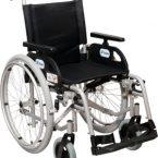 Marlin Wózek inwalidzki ręczny standardowy, stalowy, na szybkozłączach