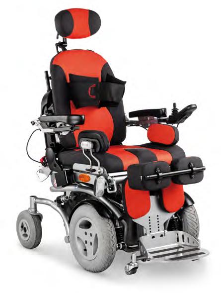 NEMO 1.595.913 wózek elektryczny pokojowo-terenowy dla osób niepełnosprawnych