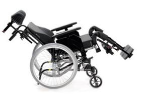 Netti 4U Comfort CE Plus Wózek inwalidzki specjalny stabilizujący plecy i głowę (komfortowy do całodobowej opieki)